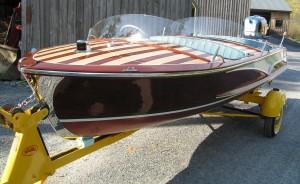 1958 15' Twin-Cockpit Cadillac Seville