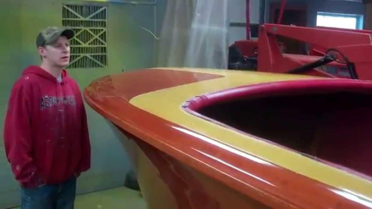 1952 chris craft riviera bright work