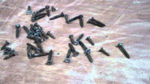stainless steel hull fasteners