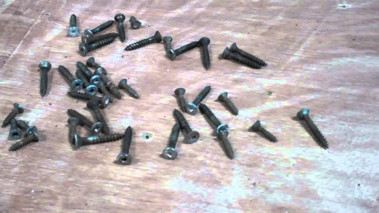 stainless steel hull fasteners