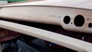 1946 chris craft u22 bleached albino