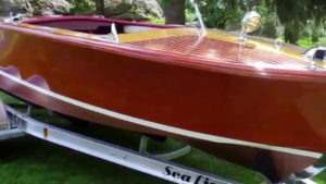 1952 Chris Craft Riviera Outdoors