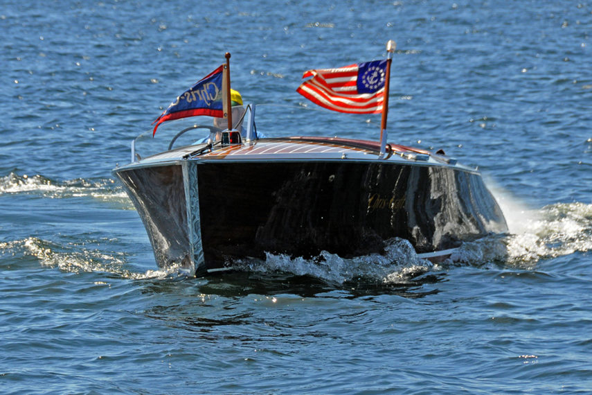 1938 Chris Craft Runabout Lake Champlain