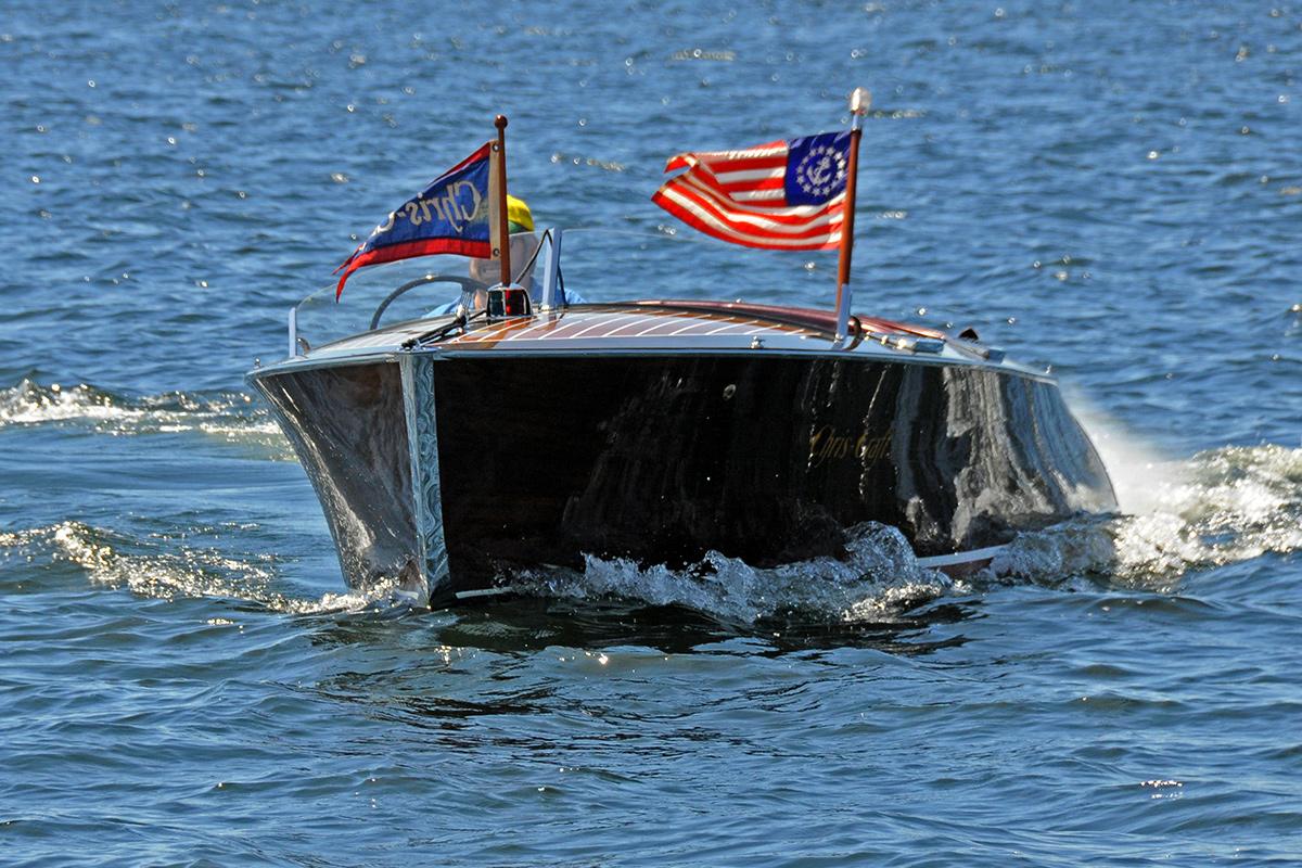 1938 Chris Craft Runabout Lake Champlain