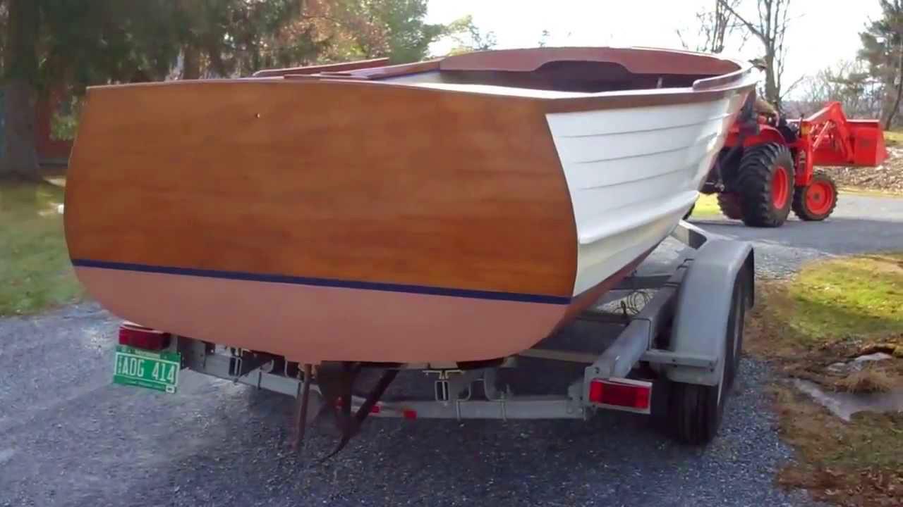 1955 lyman runabout restoration update