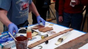 dent repair totalboat thixo wood