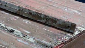 1954 penn yan captivator stripped hull