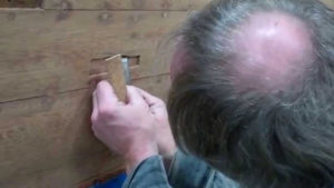 how to repair deep scratch with dutchman