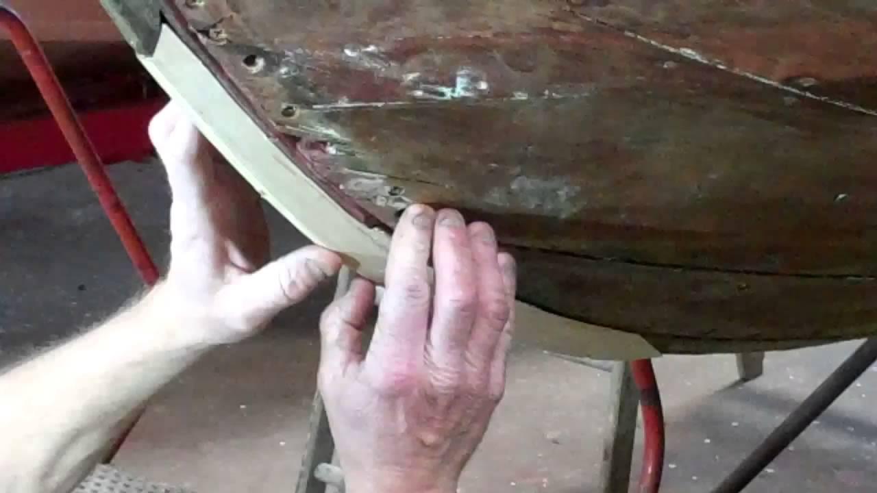 1953 shepherd dutchman repair stem
