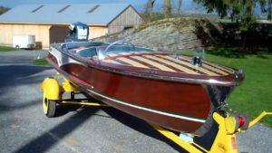 1958 cadillac seville vintage boat preservation