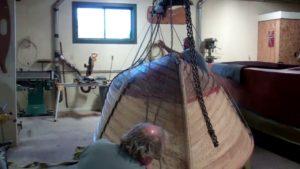 how-to flip a 1940 lyman yacht tender