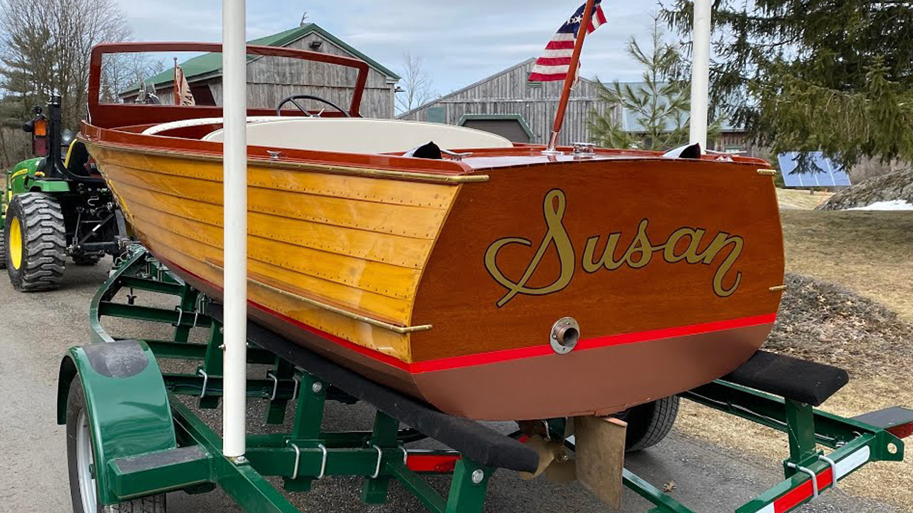 1940 lyman yacht tender preservation complete
