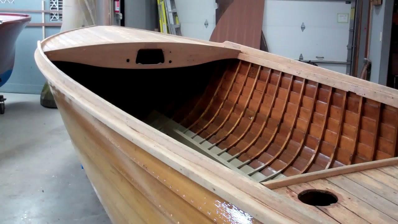 1940 lyman yacht tender preservation milestone
